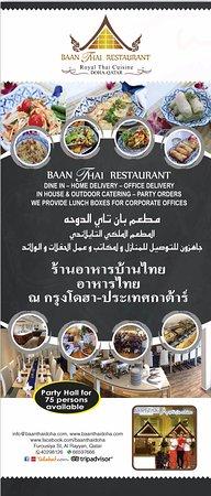 Baan Thai Restaurant Doha