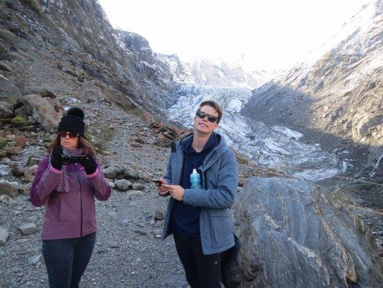 Fox Glacier TOP 10 Holiday Park: Tourist site - fox glacier - nearby