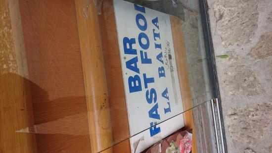 Villagrande, Włochy: La Baita