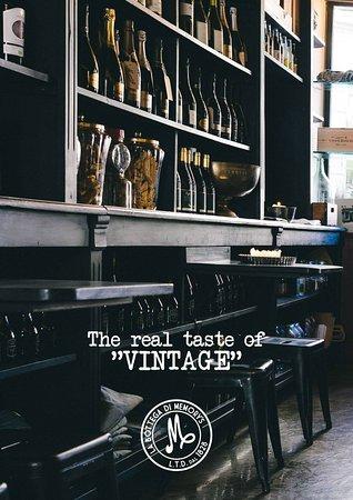 Sassoferrato, Italia: The real taste of vintage