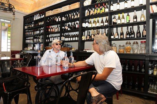 Sassoferrato, Italia: Special guest: lo chef stellato Bruno Barbieri con Alessandro Marchesi
