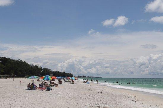 Holmes Beach, Флорида: Beach View