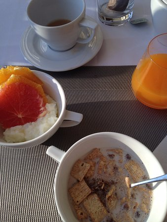 Stara Lesna, Słowacja: Raňajky