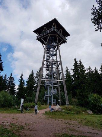 Riesenbühlturm in Schluchsee