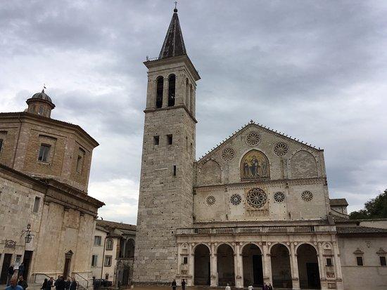 สโปลโต, อิตาลี: Duomo in Spoleto