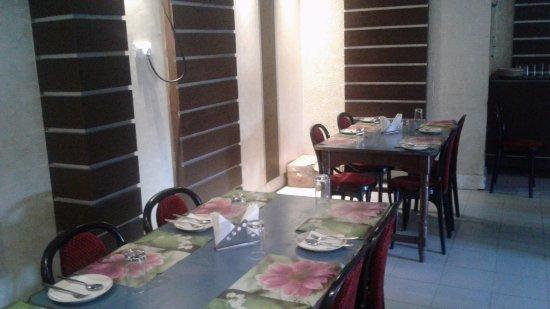 Hotel Gajapati: Radhika Resturant In House Gajapati