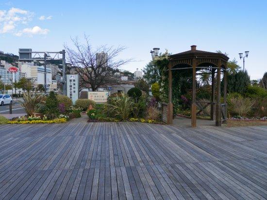 Nagisa Shinsui Park Moon Terrace : きれいに整備されています