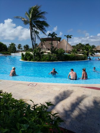 Grand Bahia Principe Tulum: Wonderful, wonderful time at Bahia Principe Tulum!!