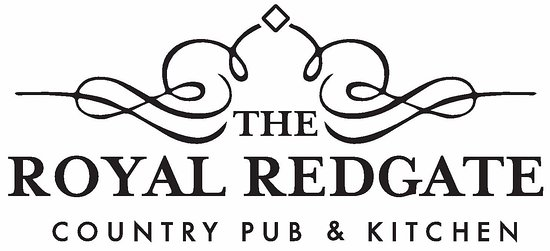 The Royal Redgate: Our Logo