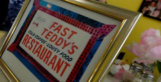 Tonawanda, NY: Fast Teddy's