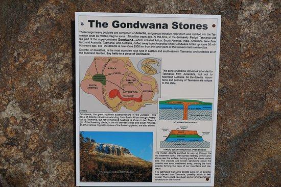 Buckland, Australien: #gondwana