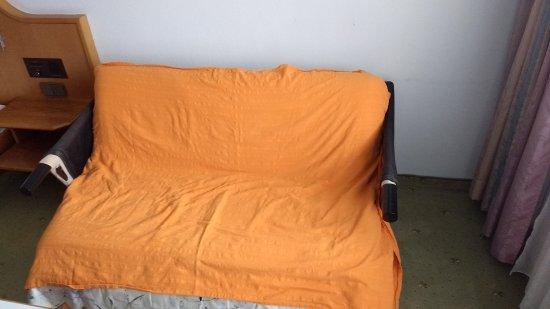 Wenns, Austria: Die Couch