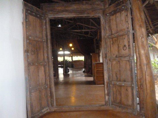 Kasha Boutique Luxury Hotel: Porta antica
