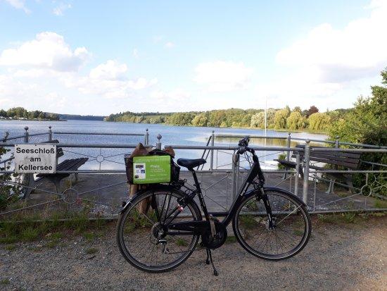 Eutin, Germany: Seeschloss am Kellersee