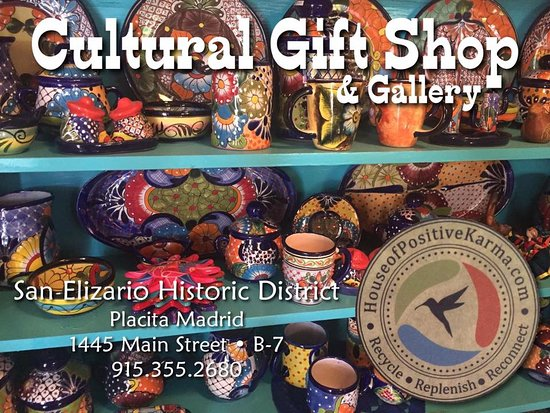 House of Positive Karma Cultural Gift Shop