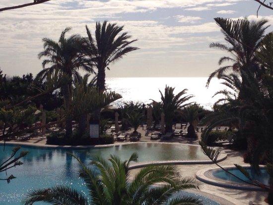 SENTIDO Aziza Beach Golf & Spa: Très bon hôtel, personnel accueillant et souriant, chambre spacieuse et Clean