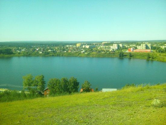 Revda Pond