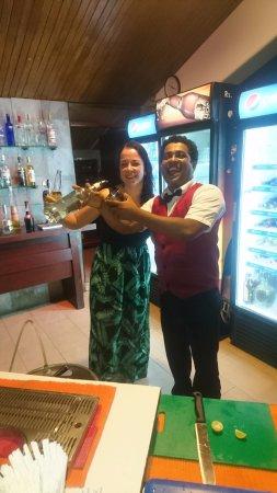 Habaraduwa, Sri Lanka: bar