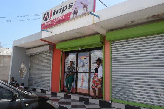 Dar Es Salaam Region, Tanzania: A TRAVEL AGENCY IN KINONDONI DAR ES SALAAM