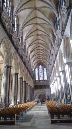 Salisbury, UK: Innenansicht