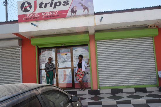 Région de Dar Es-Salaam, Tanzanie : A TRAVEL AGENCY IN DAR ES SALAAAM