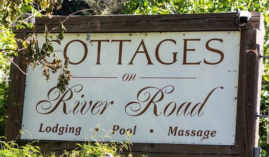Cottages on River Road Photo