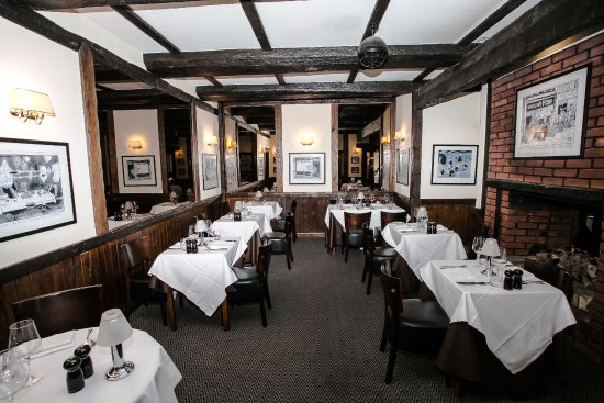Yateley, UK: Marco Pierre White Steakhouse