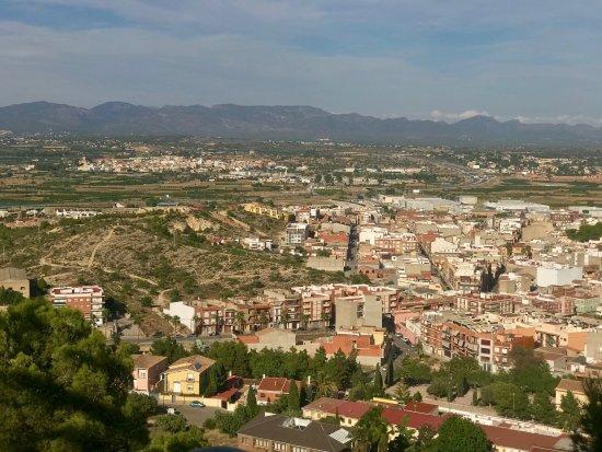 Benaguasil, Spain: Desde la Ermita de la Virgen de Montiel