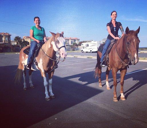 Fernandina Beach, FL: Amelia Island Horseback Riding