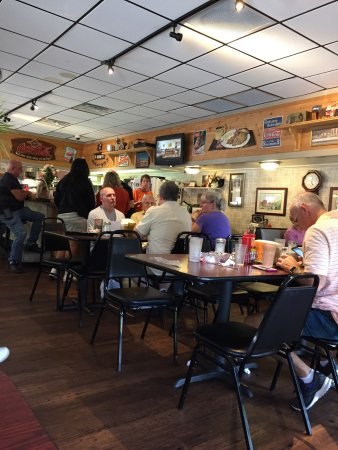 Anderson, SC: Grace's Coffee House & Restaurant