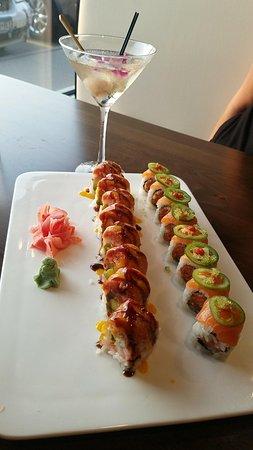 Saint Cloud, MN: Sushi!