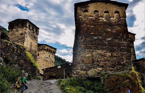 Wine tails to Svaneti, join us...