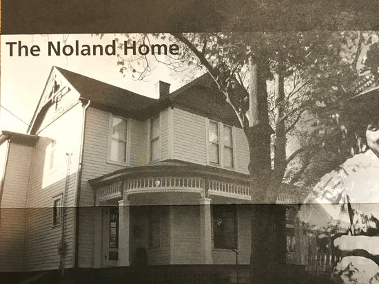 Independence, MO: The Noland Home (across the street from Truman's home)