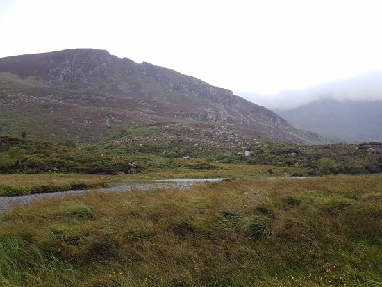 Gorgeous scenery at the Gap of Dunloe