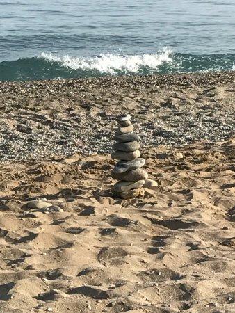 Adele, Grèce : Roulis Beach Bar