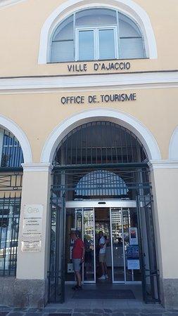 Office de tourisme d 39 ajaccio 2018 ce qu 39 il faut savoir pour votre visite tripadvisor - Ajaccio office de tourisme ...