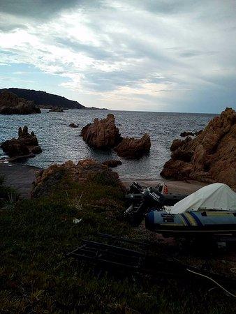 Costa Paradiso, Italia: Un paradiso per sub e per chi adora lo scoglio