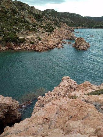 Costa Paradiso, Italia: Tutto naturale