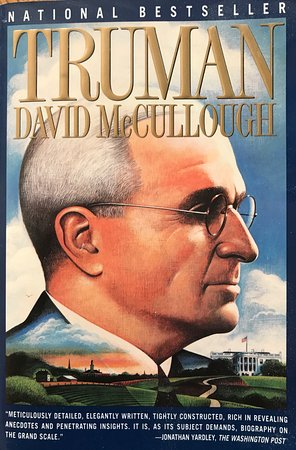 Independence, MO: A fascinating book on Harry Truman