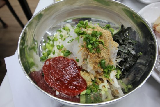 Pohang, South Korea: ムルフェ