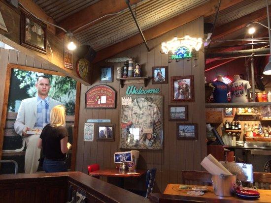 Bubba gump shrimp co restaurant market american for American cuisine in san francisco