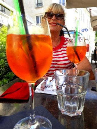 Vanves, فرنسا: spritz