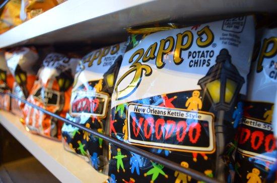 Royal Oak, Μίσιγκαν: Fun Chips!