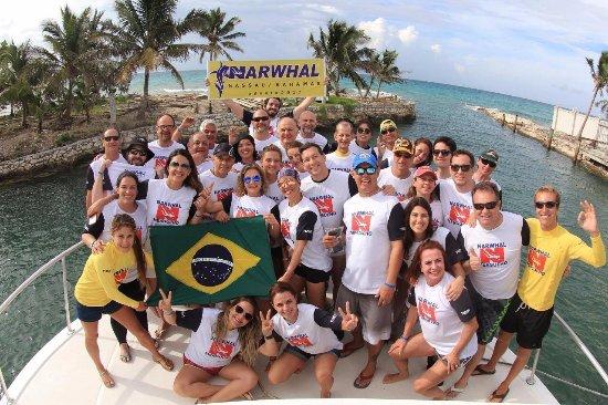 New Providence Island: Grupo de mergulho