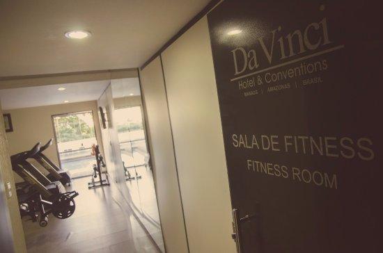 Da Vinci Hotel & Conventions: academia