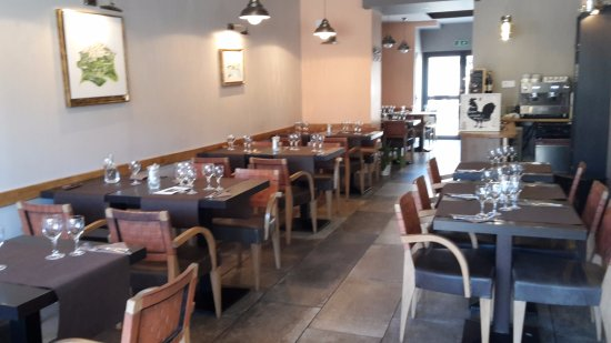 Au coq sous cloche salon de provence restaurant avis for Avis salon de provence
