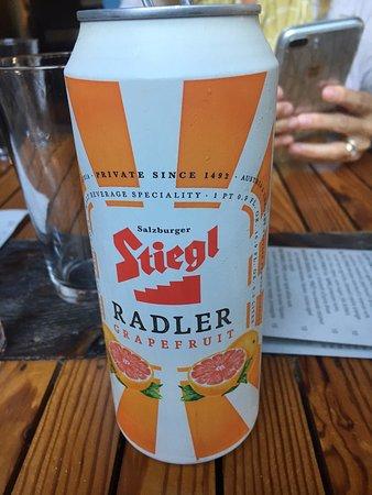 Athens, GA: Stiegl Radler - 16 oz. - from Austria