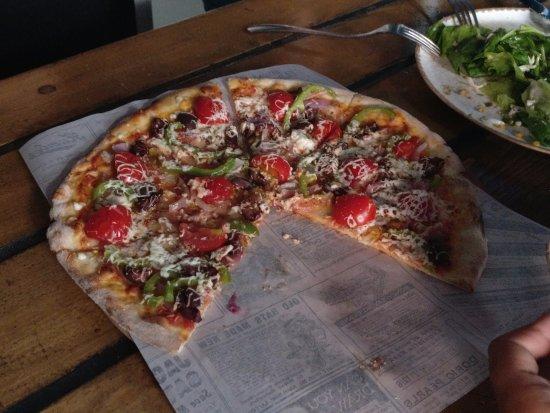 Glyfada, Greece: Pizza is love pizza is life!