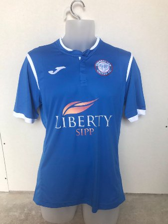 Ramsbottom, UK: New Kit for 2017/18