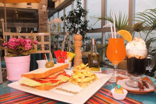 Hotel Vila Santa: Resto - Bar